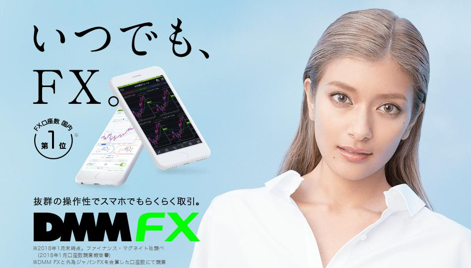 DMMFX紹介します